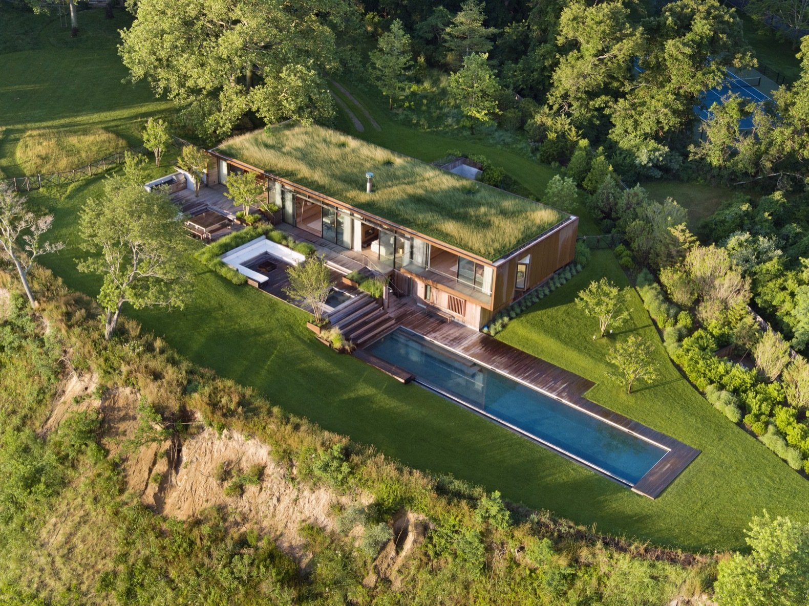 green roof example image