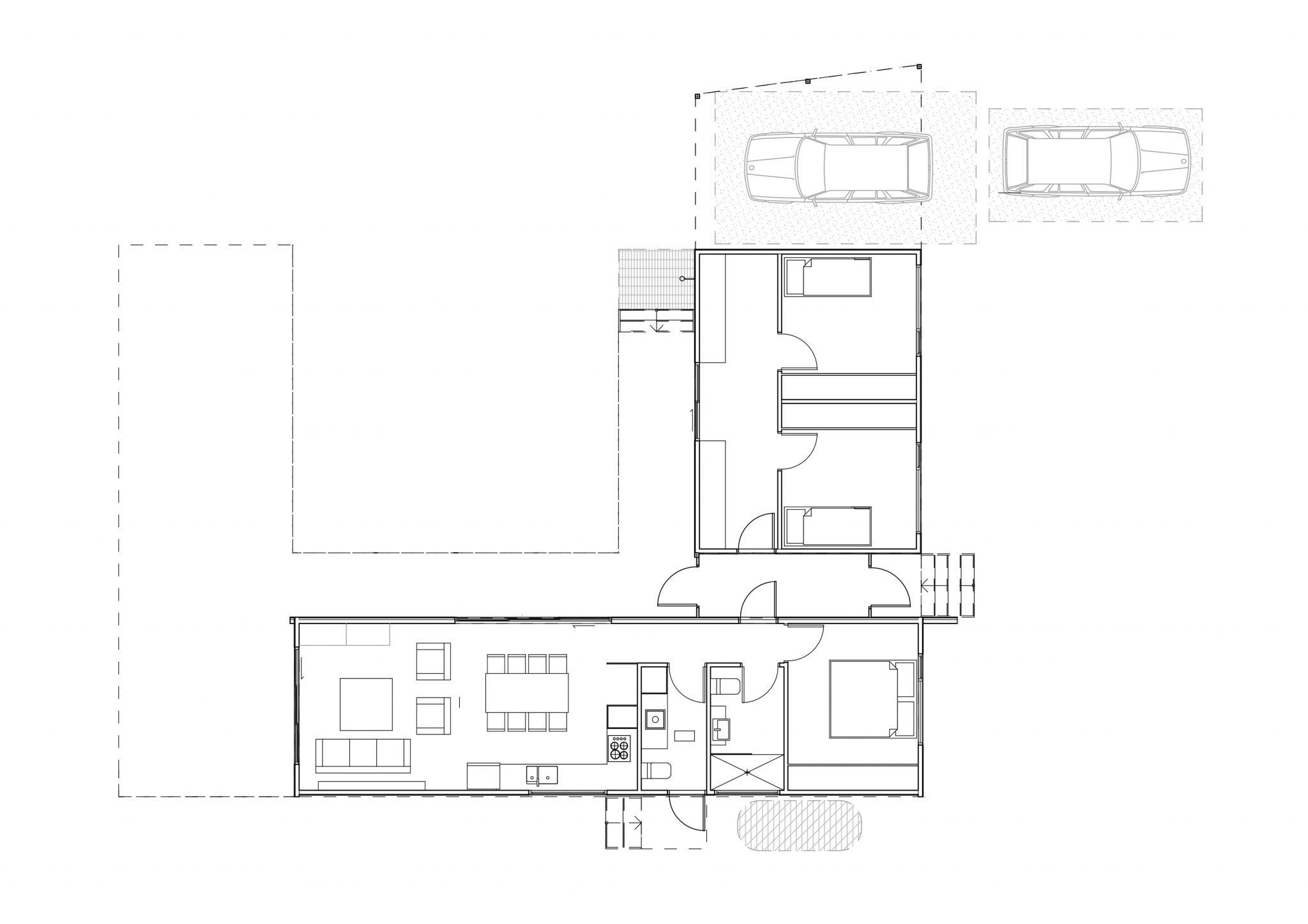 portsea floor plan