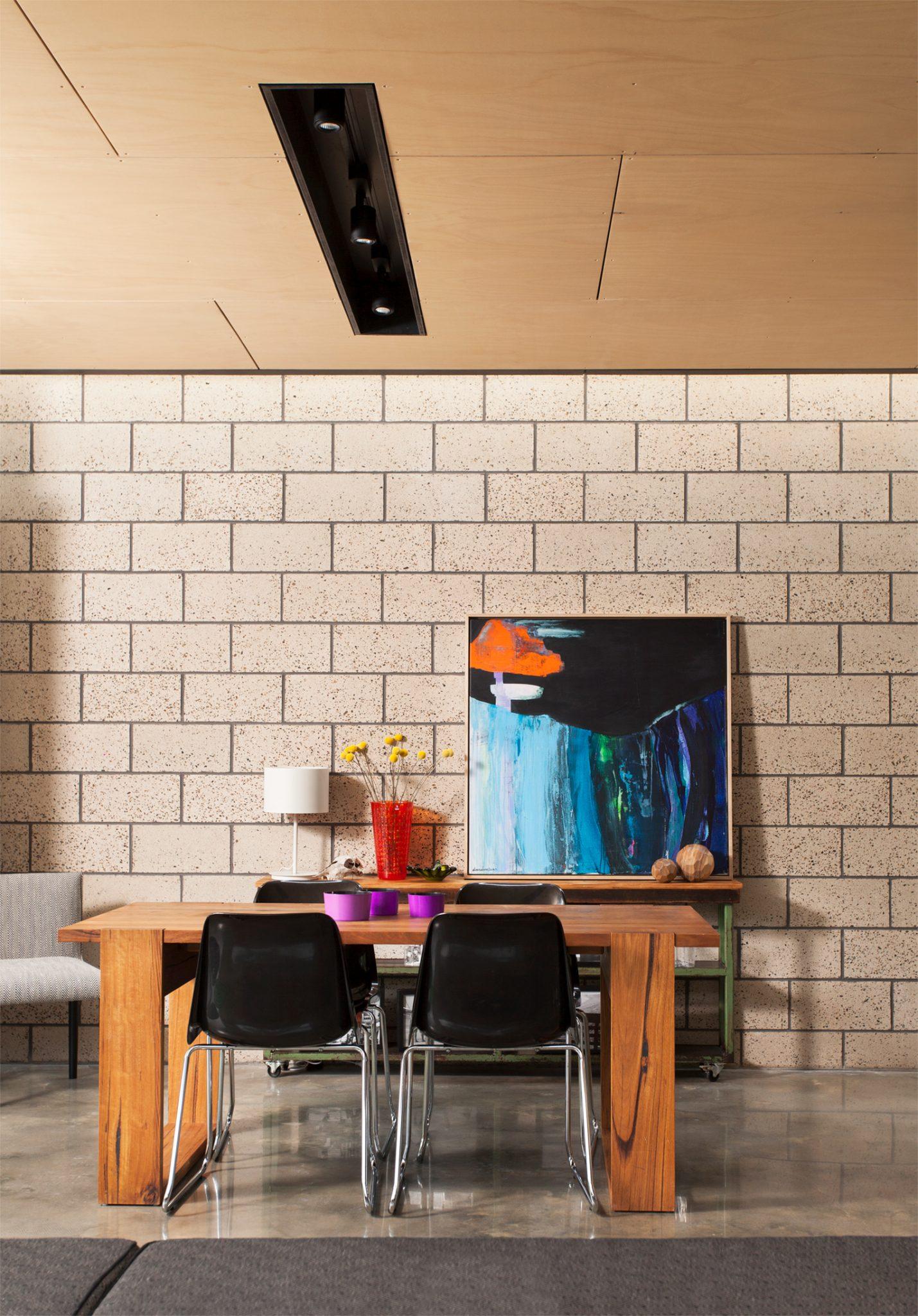 Balaclava residence interior example image