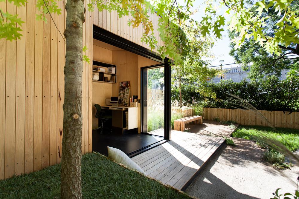backyard room exterior image
