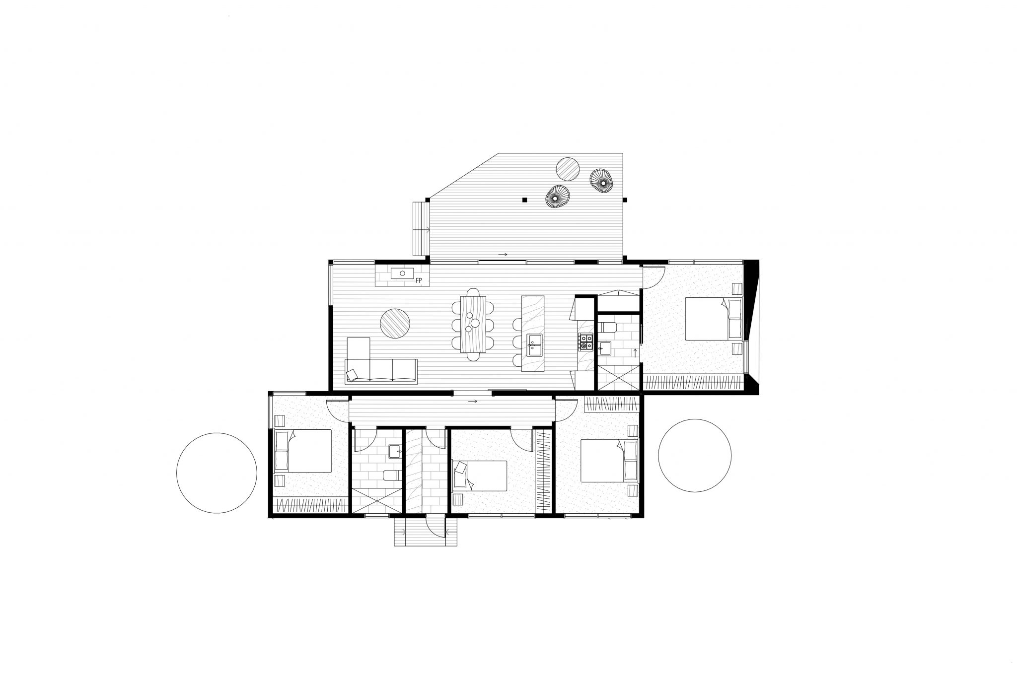 chewton house floor plan