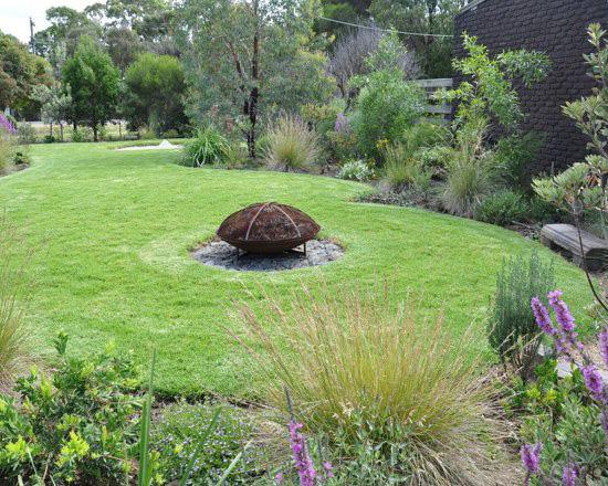 fogarty house circular garden