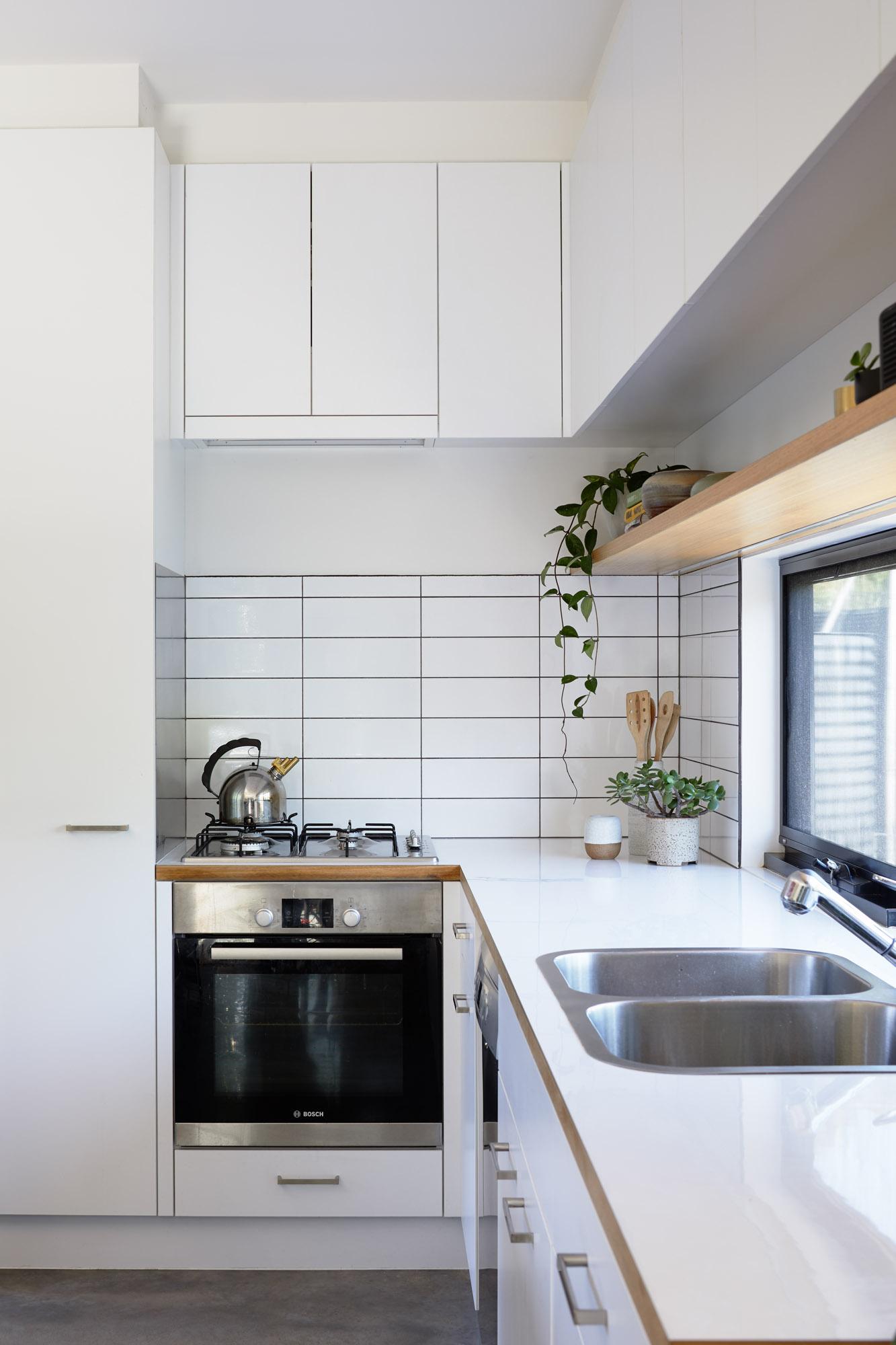 portsea house kitchen image