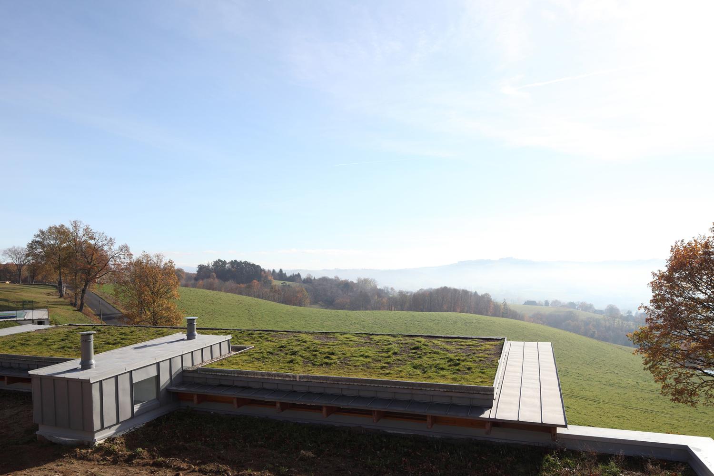 Lacapelle del Fraisse Green roof image