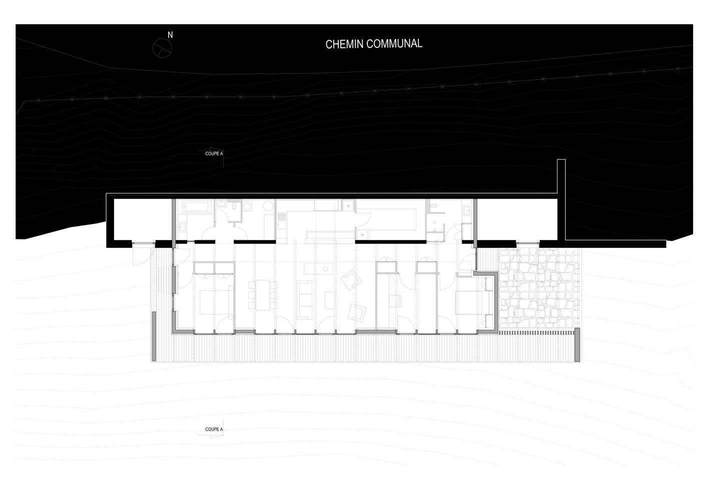 Lacapelle del Fraisse Floor Plan