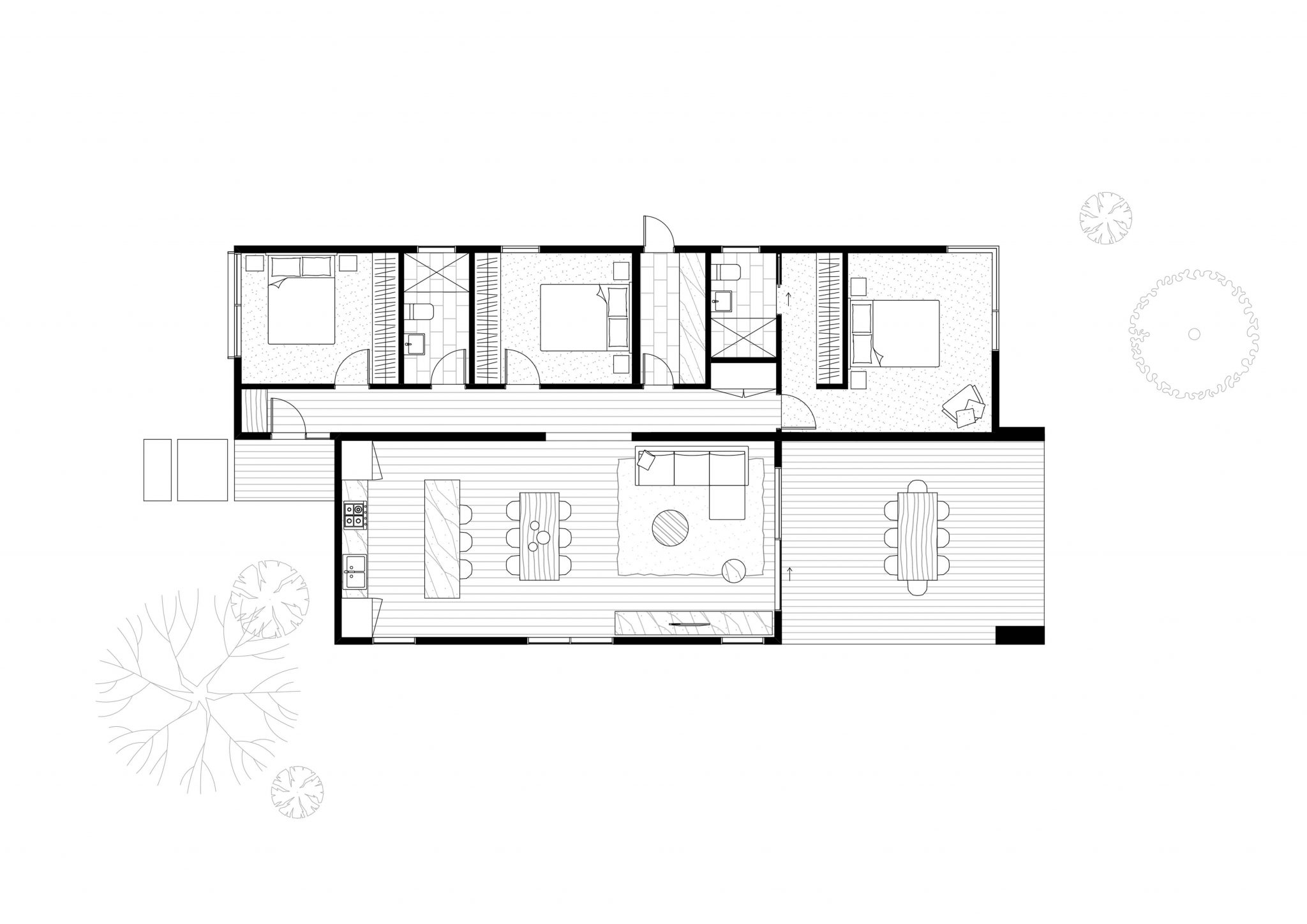 archiblox msart design Mila floor plan