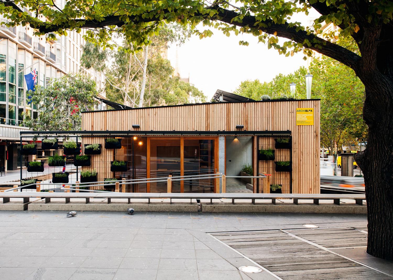 archiblox carbon positive house example exterior