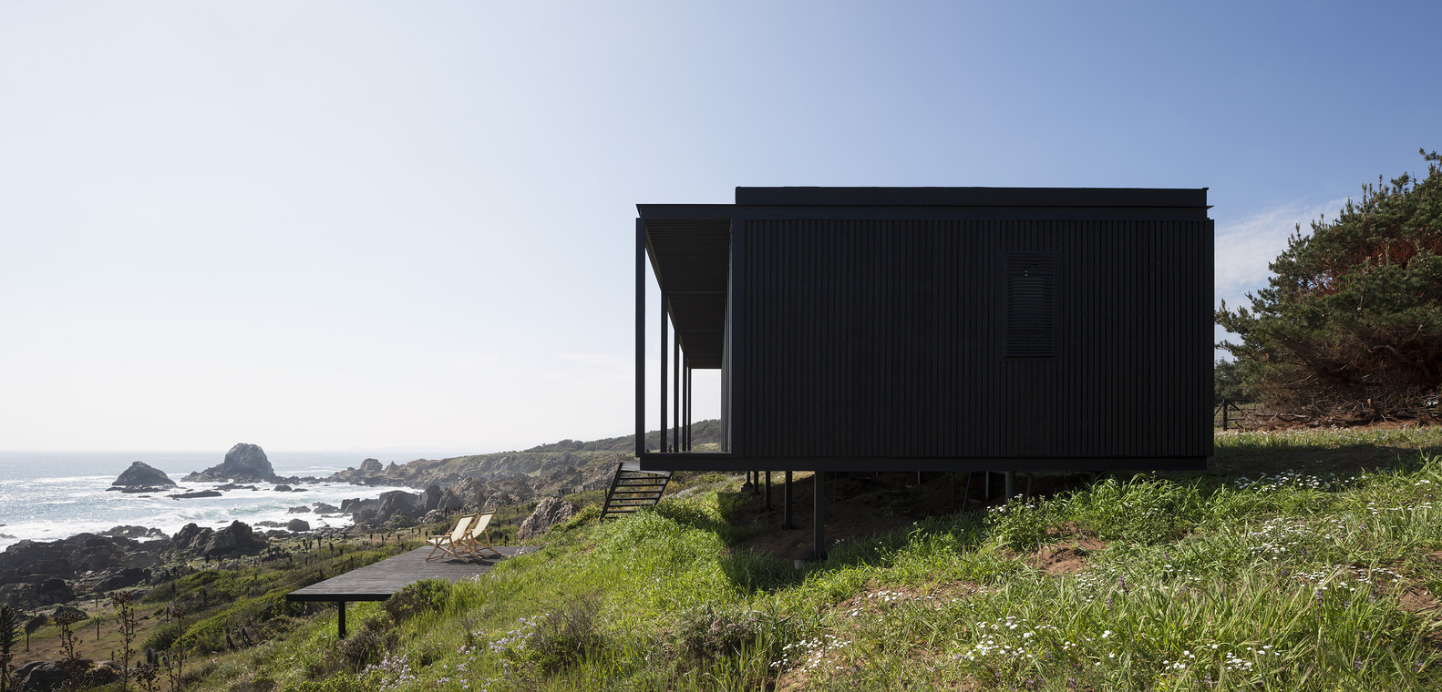 casa remota prefab house image