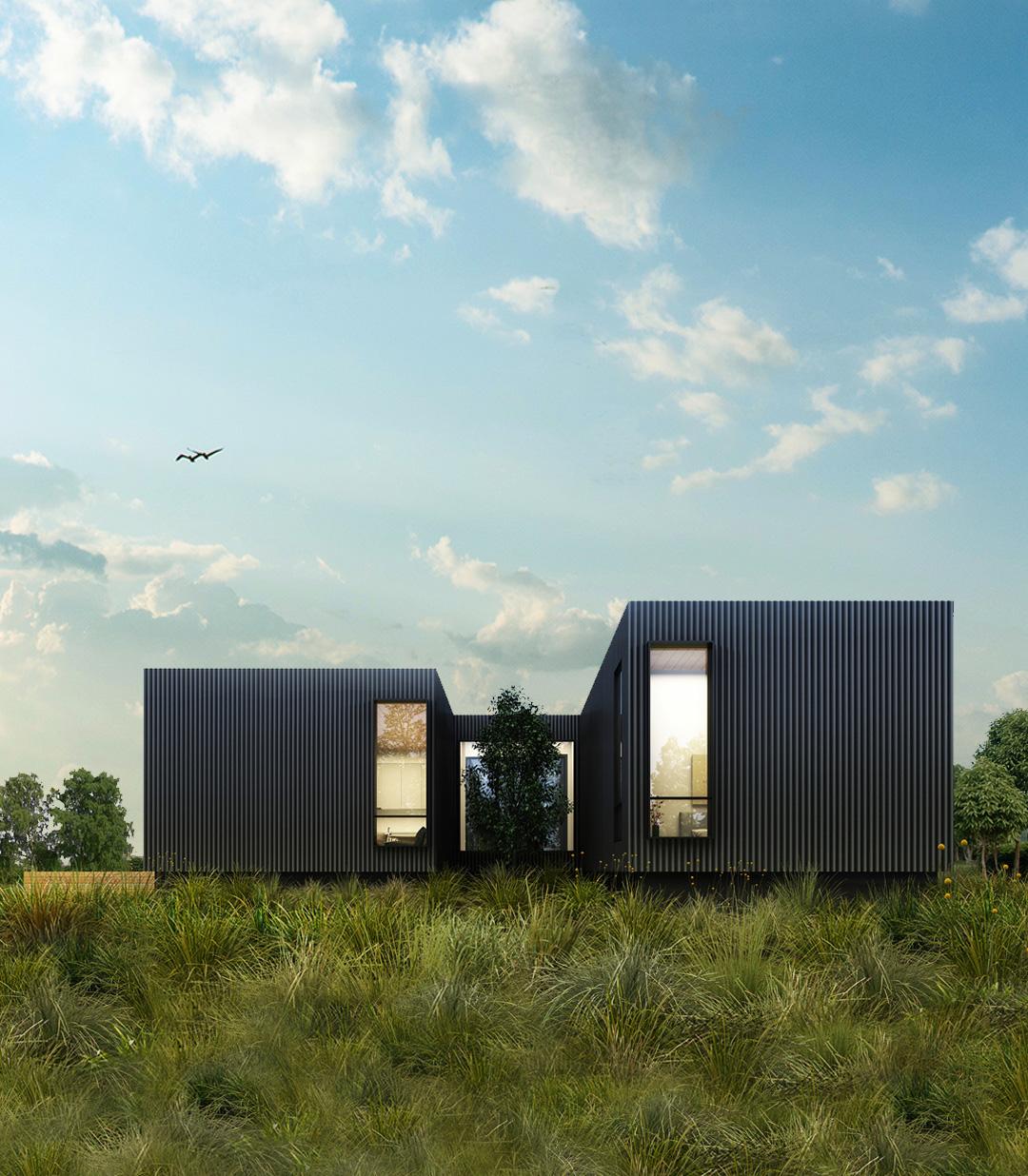 sunday smart design archiblox render